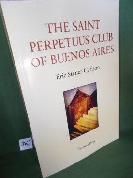 Book cover ofThe Saint Perpetuus Club