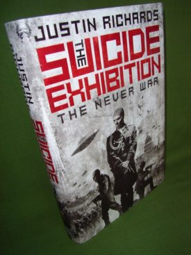 Book cover ofThe Suicide Exhibition