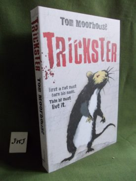 Book cover ofTrickster