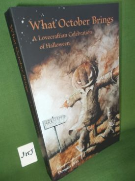 Book cover ofWhat October Brings