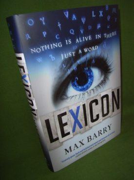 Book cover oflEXICON
