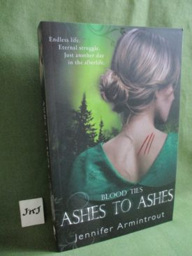 Book cover ofAshes to Ashes