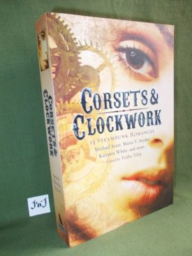 Book cover ofCorsets & Clockwork
