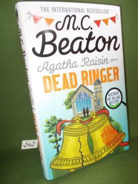 Book cover ofDead Ringer