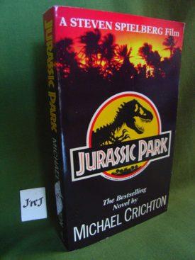 Book cover ofJurassic Park