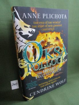 Book cover ofOksa Pollock The Heart of Two Worlds