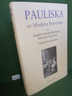 Book cover ofPauliska