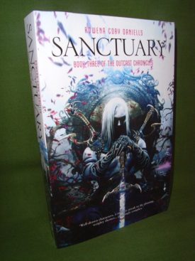 Book cover ofSanctuary