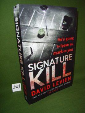 Book cover ofSignature Kill
