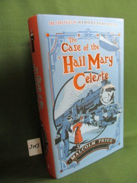 Book cover ofThe Case of the Hail Mary Celeste