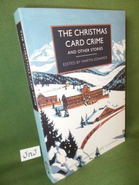 Book cover ofThe Christmas Card Crime