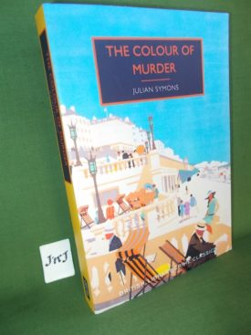 Book cover ofThe Colour of Murder