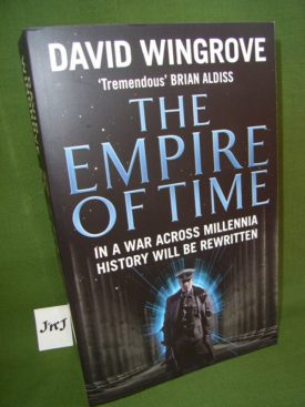 Book cover ofThe Empire of Time