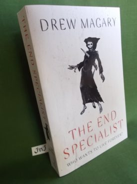Book cover ofThe End Specialist