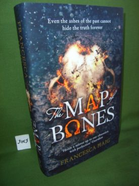 Book cover ofThe Map of Bones HB