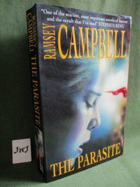 Book cover ofThe Parasite