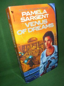 Book cover ofVenus of Dreams