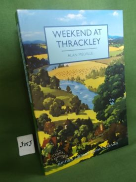 Book cover ofWeekend at Thrackley
