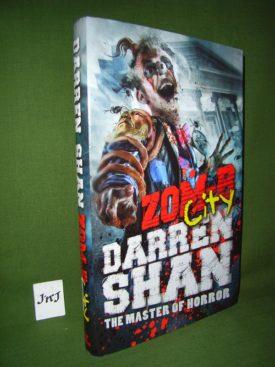 Book cover ofZom-B City
