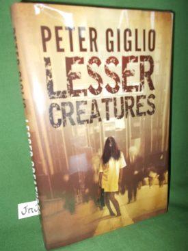Book cover ofLesser Creatures SNL