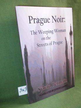 Book cover ofPrague Noir