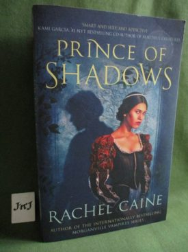 Book cover ofPrince of Shadows