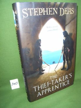 Book cover ofThe Thief Takers Apprentice