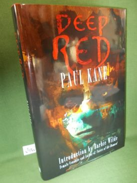 Book cover ofDeep REd