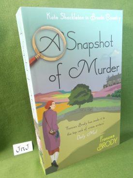 Book cover ofA Snapshot of Murder
