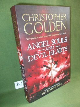 Book cover ofAngel Souls and Devil Hearts