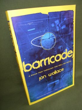Book cover ofBarricade Proof