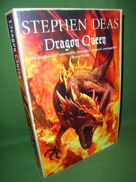 Book cover ofDragon Queen