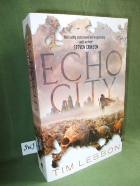 Book cover ofEcho City