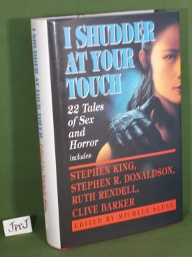 Book cover ofI Shudder at your Touch