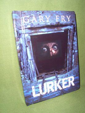 Book cover ofLurker hb