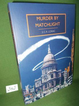Book cover ofMurder by Matchlight