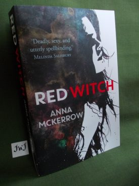 Book cover ofRed Witch