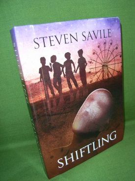 Book cover ofShiftling