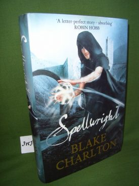 Book cover ofSpellwright