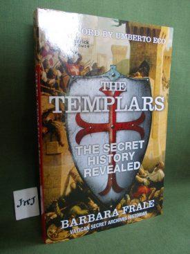 Book cover ofTemplars Secret History