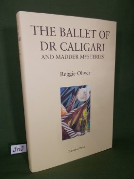 Book cover ofThe Ballet of Dr Caligari