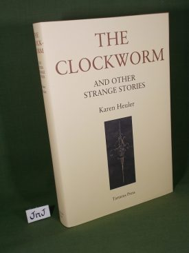 Book cover ofThe Clockworm