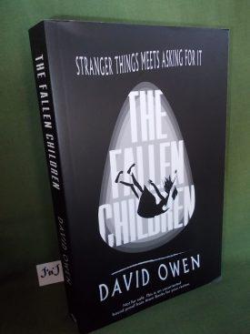 Book cover ofThe Fallen Children Proof