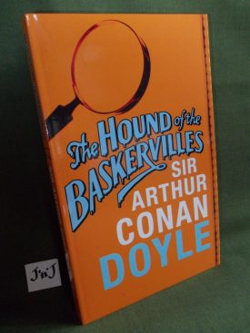 Book cover ofThe Hound of the Baskervilles