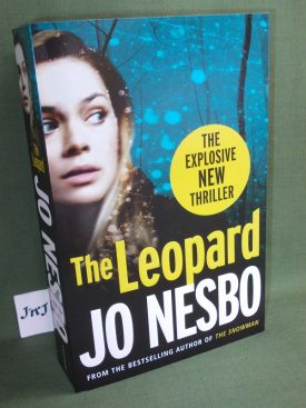 Book cover ofThe Leopard