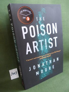 Book cover ofThe Poison Artist