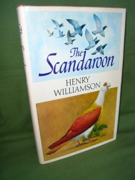 Book cover ofThe Scandaroon