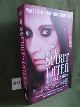 Book cover ofThe Spirit Eater