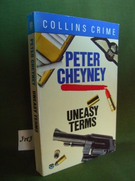 Book cover ofUneasy Terms