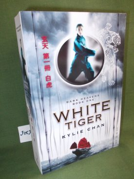 Book cover ofWhite Tiger